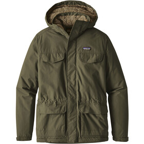 Patagonia Isthmus Parka Men industrial green